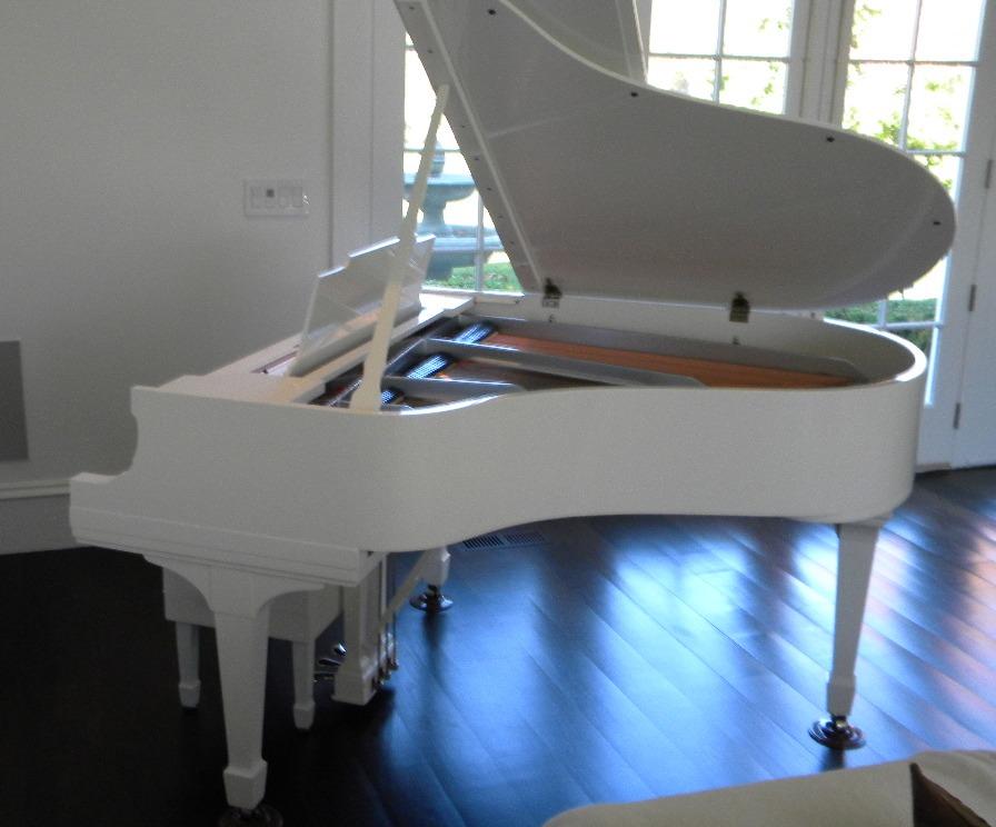 john lennon piano