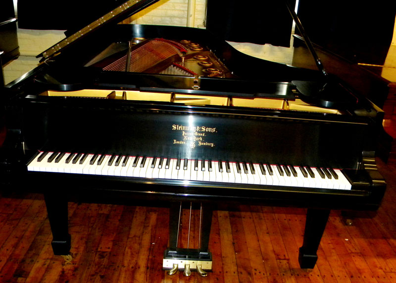 steinway D Craftsman Piano Company
