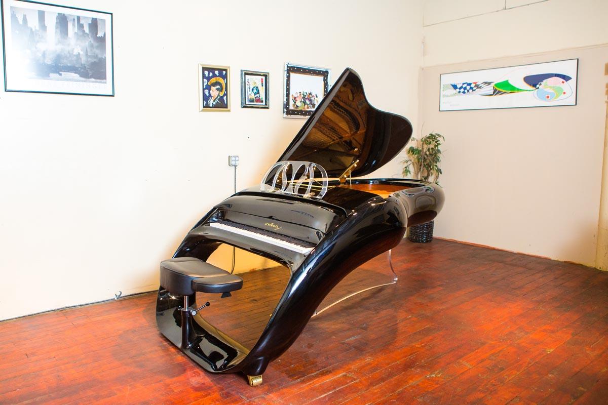 Electric Hydraulic Pump >> Schimmel Pegasus - Craftsman Piano