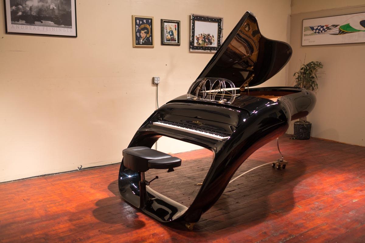 Schimmel Pegasus Craftsman Piano
