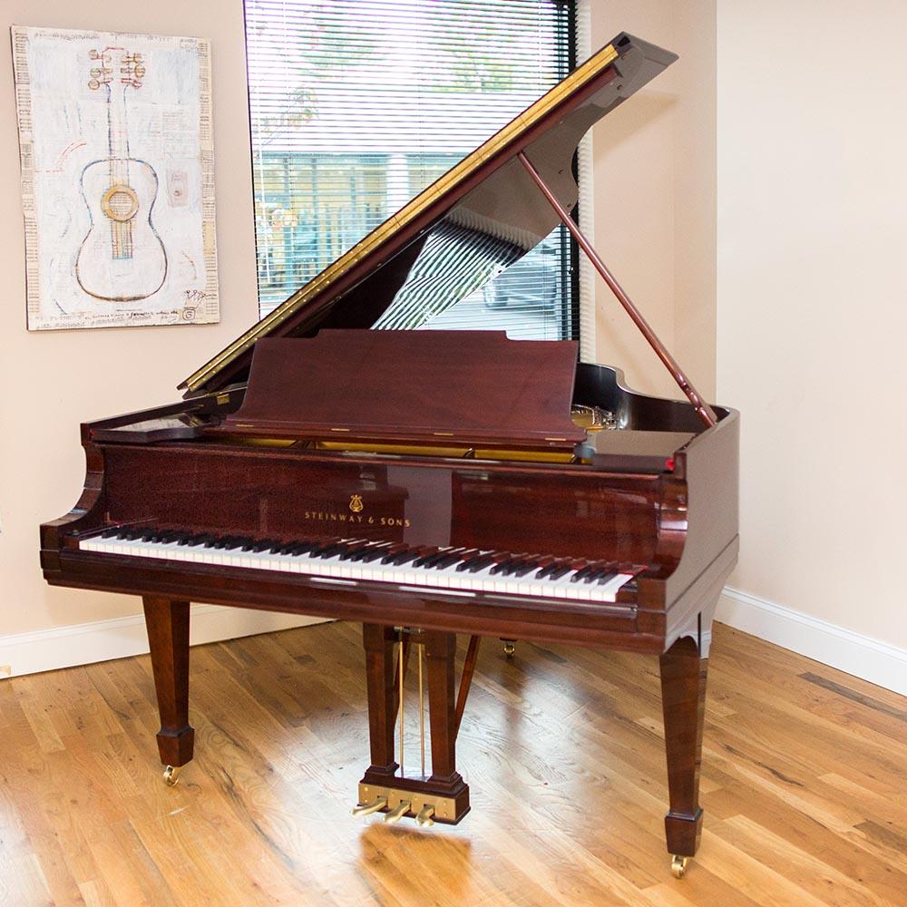 Steinway grand pianos for sale mason hamlin pianos for for Royal pianos