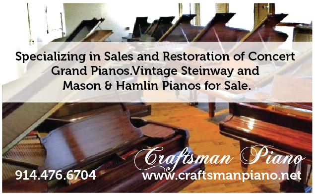craftsman piano