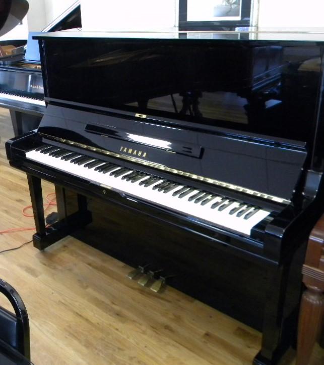 Yamaha u3 a craftsman piano for Used yamaha u3 upright piano