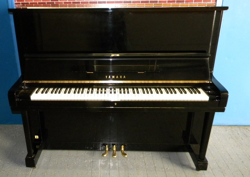 Yamaha Console Pianos Serial Number